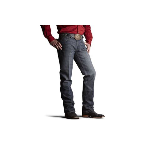 Calça Jeans Masculina Ariat 10006156 M2 Relaxed Stone 30